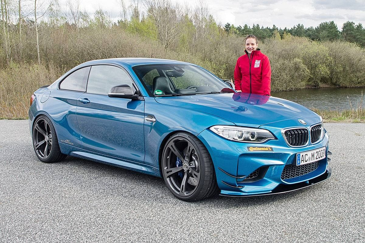 Acs2 Sport Bmw M2 F87 Full Conversion